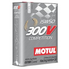Motul 300V Competition 15W50 2litre