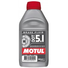 Motul DOT5.1Brake Fluid 0.5litre
