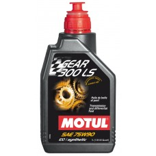 Motul Gear 300LS Oil 75W90 1litre