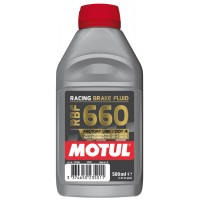 Motul RBF660 Factory Line Brake Fluid 0.5litre