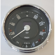 SWIND EV Speedometer Assembly KPH (Classic Mini Central Dashboard Version)