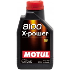 Motul 8100 X-Power 10W60 1litre