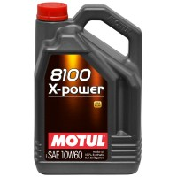 Motul 8100 X-Power 10W60 5litre